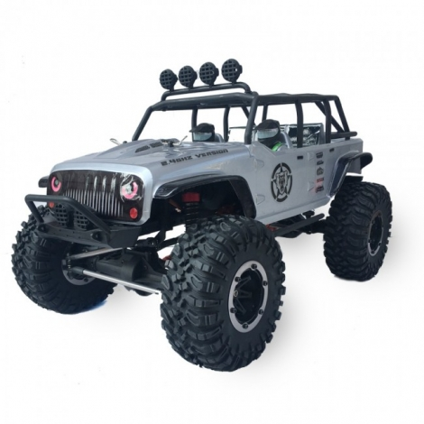 1:10 Remo Hobby Open-Topped Jeeps, Brushed, 4WD, RTR, 2.4Ghz